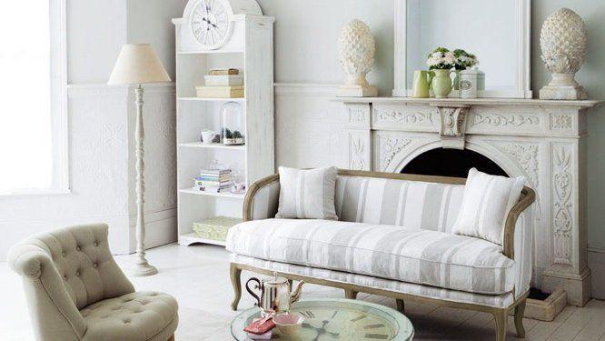canap s fauteuil recouvrir tissu toile de matelas campagne chic salon canap pinterest. Black Bedroom Furniture Sets. Home Design Ideas