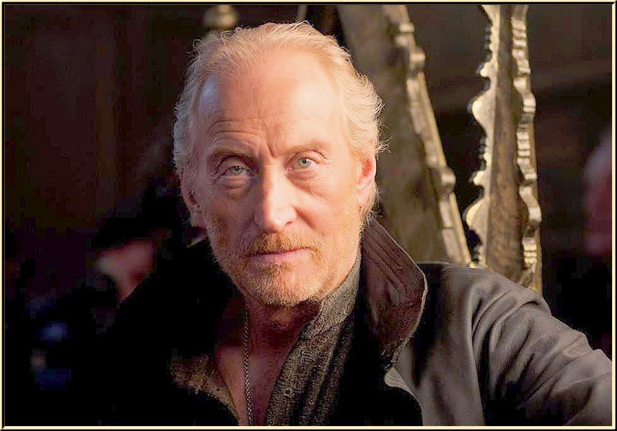 October 10, 2012 was the 66th name day of Charles Dance who, fantastically, plays lord Tywin Lannister.