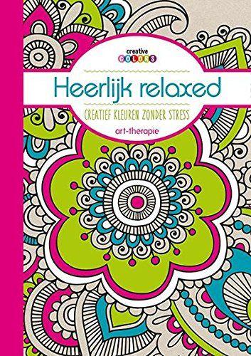 Heerlijk relaxed / druk 1: creatief kleuren zonder stress; art-therapie (Creative colors) von Vitataal http://www.amazon.de/dp/946188429X/ref=cm_sw_r_pi_dp_RGl5ub0PQ1FWA