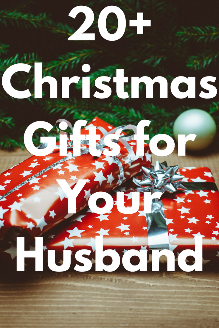 Best Christmas Gifts For Your Husband 35 Gift Ideas And Presents