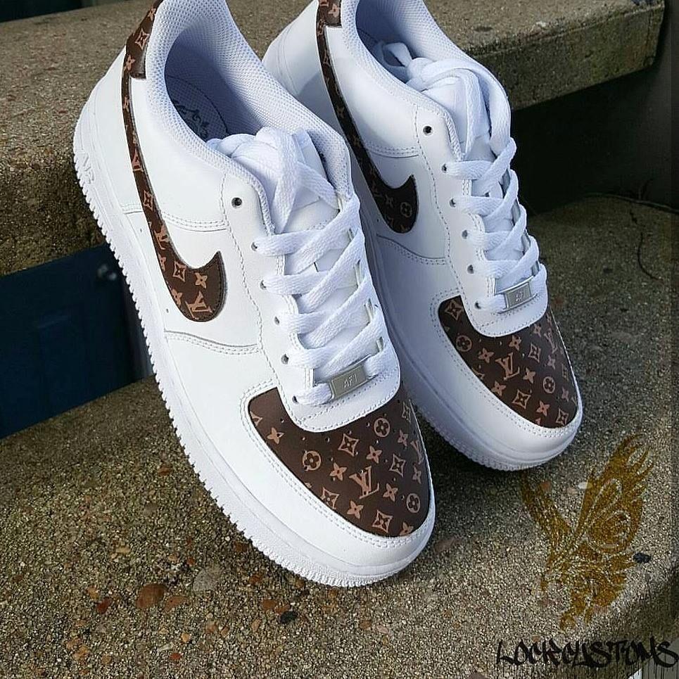 louis vuitton custom shoe stencils