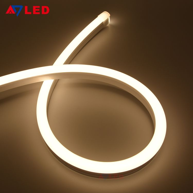 120 Leds M 12v Ip65 Silicone Cover Smd 2835 Led Strip Light For Sign Illumination Led Neon Lighting Strip Lighting Led Strip Lighting
