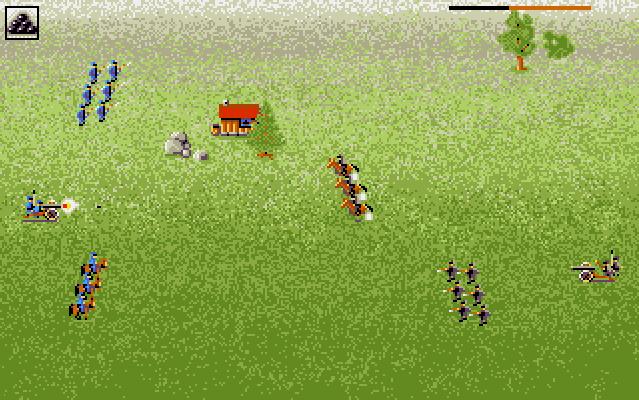 North & South (Commodore Amiga) | g | Games, Pixel art, North south