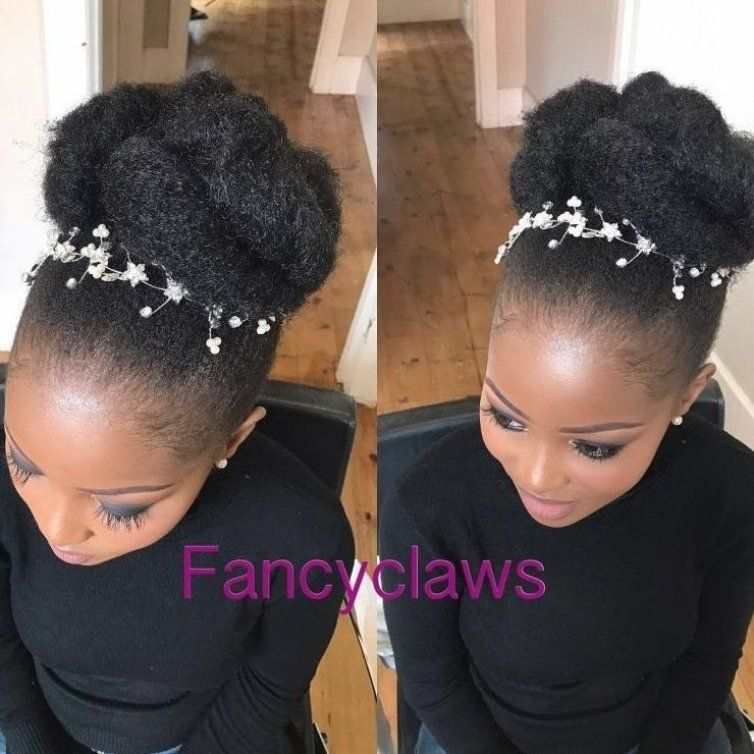 28 Bridal Hairstyles For Natural Hair Hiswordmybeauty In 2020 Afro Wedding Hairstyles Natural Hair Styles Natural Hair Wedding