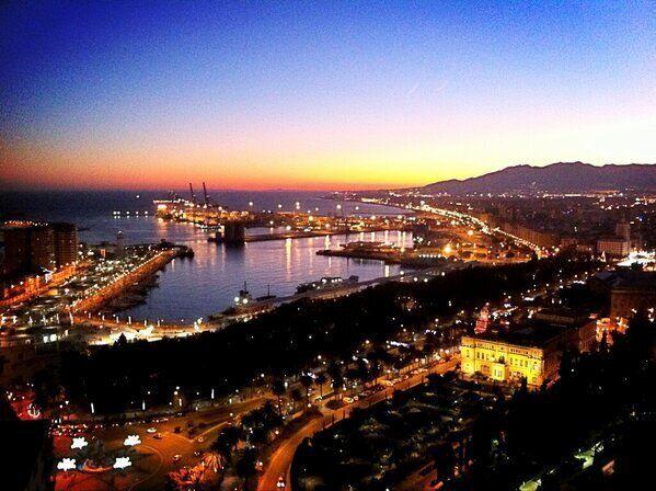Una de las ciudades mas bonita de España. Málaga