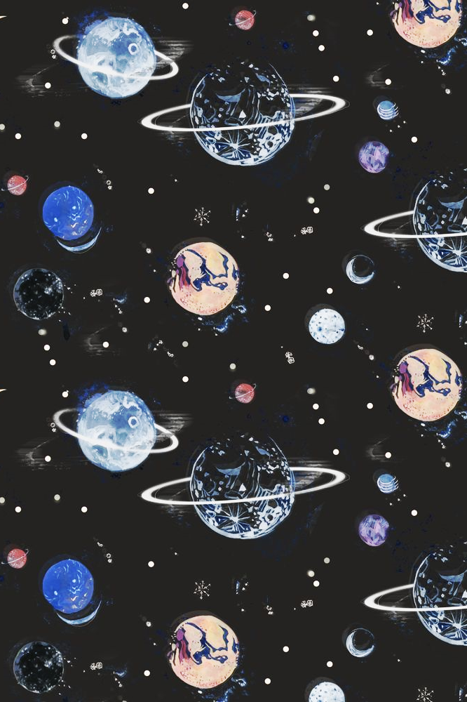 Pattern Water Space Design Drop Outer Space In 2020 Space Iphone Wallpaper Wallpaper Space Iphone Wallpaper Pattern