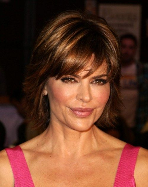 30 Spectacular Lisa Rinna Hairstyles in 2020 | Celebrity ...
