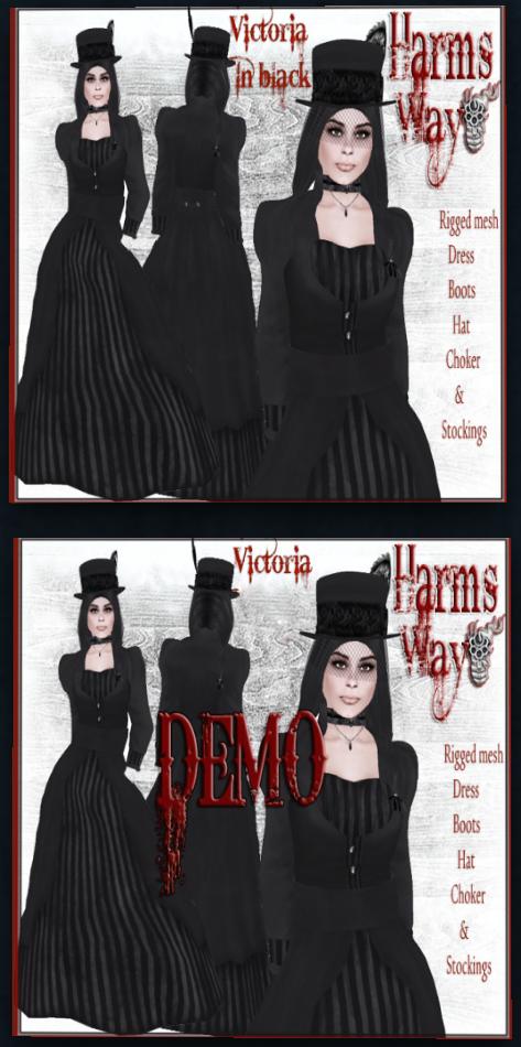Harm's Way http://maps.secondlife.com/secondlife/Cursed/55/154/1004