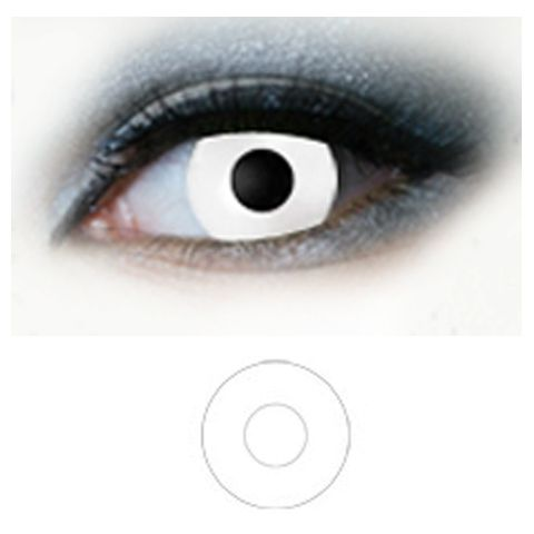 a477224d3809f7 White contacts...   Eyes (    Pinterest