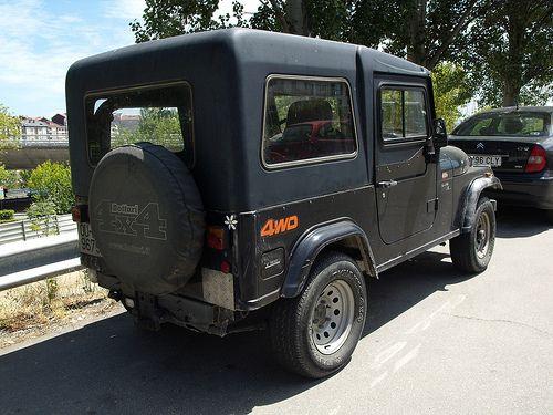 Ssangyong Korando Family Rx 260 Jeep Car Suv Car