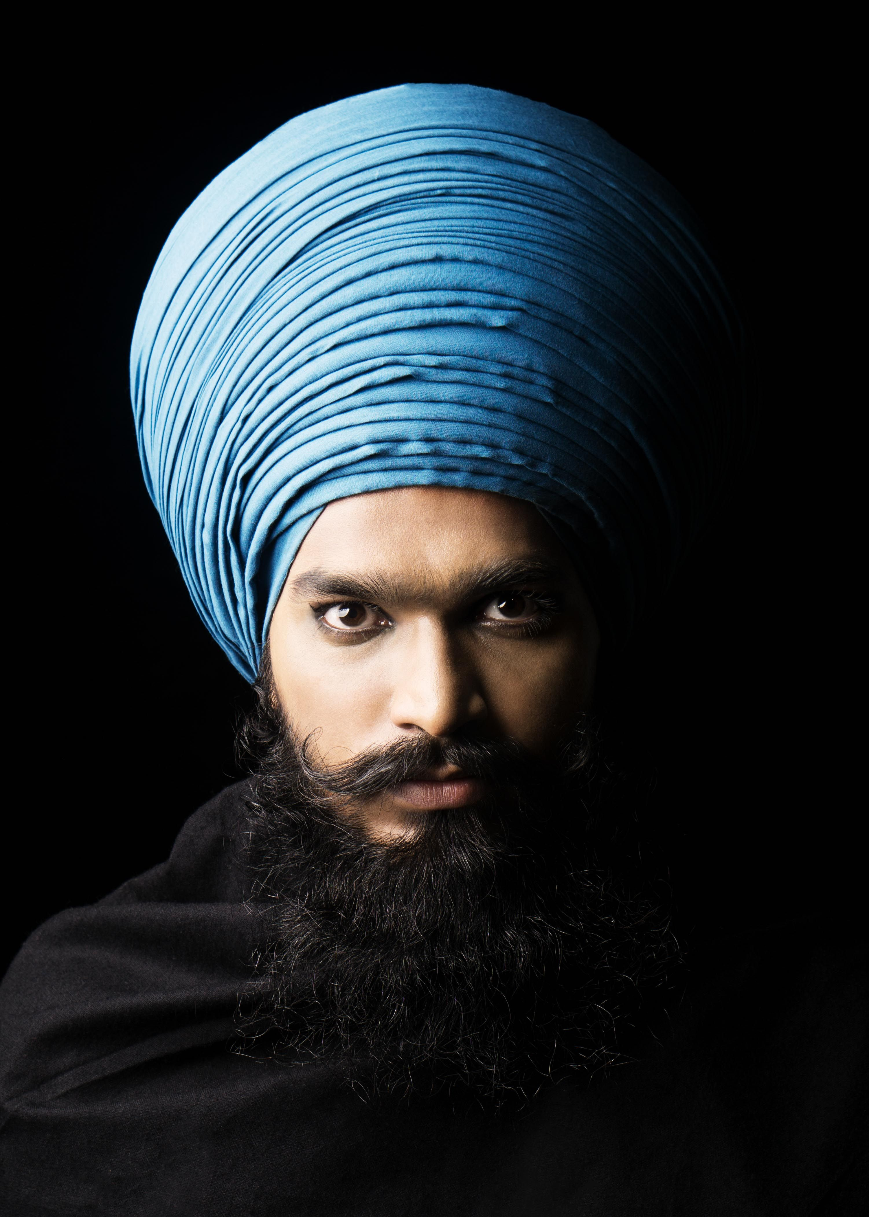 sikh turban style에 대한 이미지 검색결과