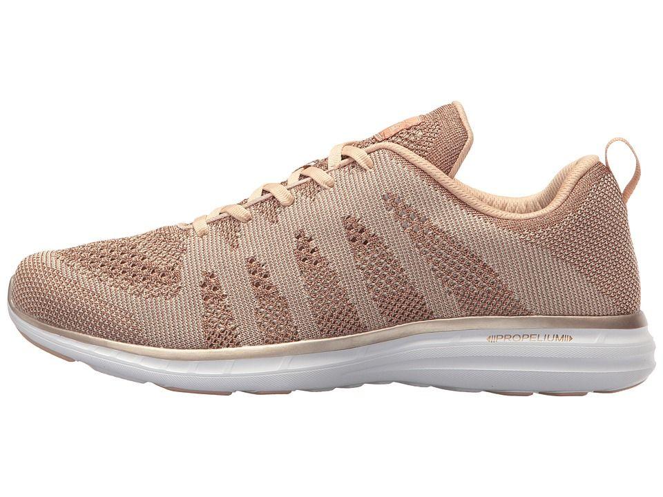 c1473a1d8 Athletic Propulsion Labs (APL) Techloom Pro Men s Shoes Rose Gold Parchment