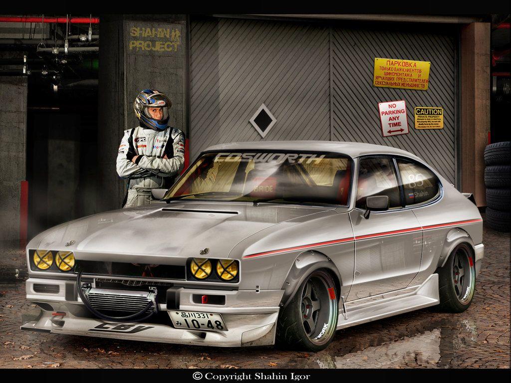 Ford Capri Wallpaper Google Search Pinterest 1980 Interior Mercury Motorsport