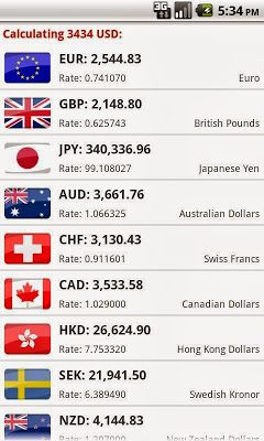 The User Interface Of Money Translator Apk Is Rather Plain And You Will Be Able To Easily Find Your Way Through This