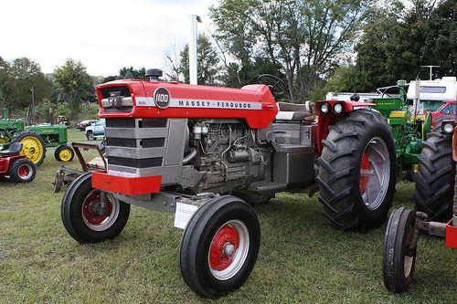Used Massey Ferguson 1100 Tractor | Tractors | Tractors
