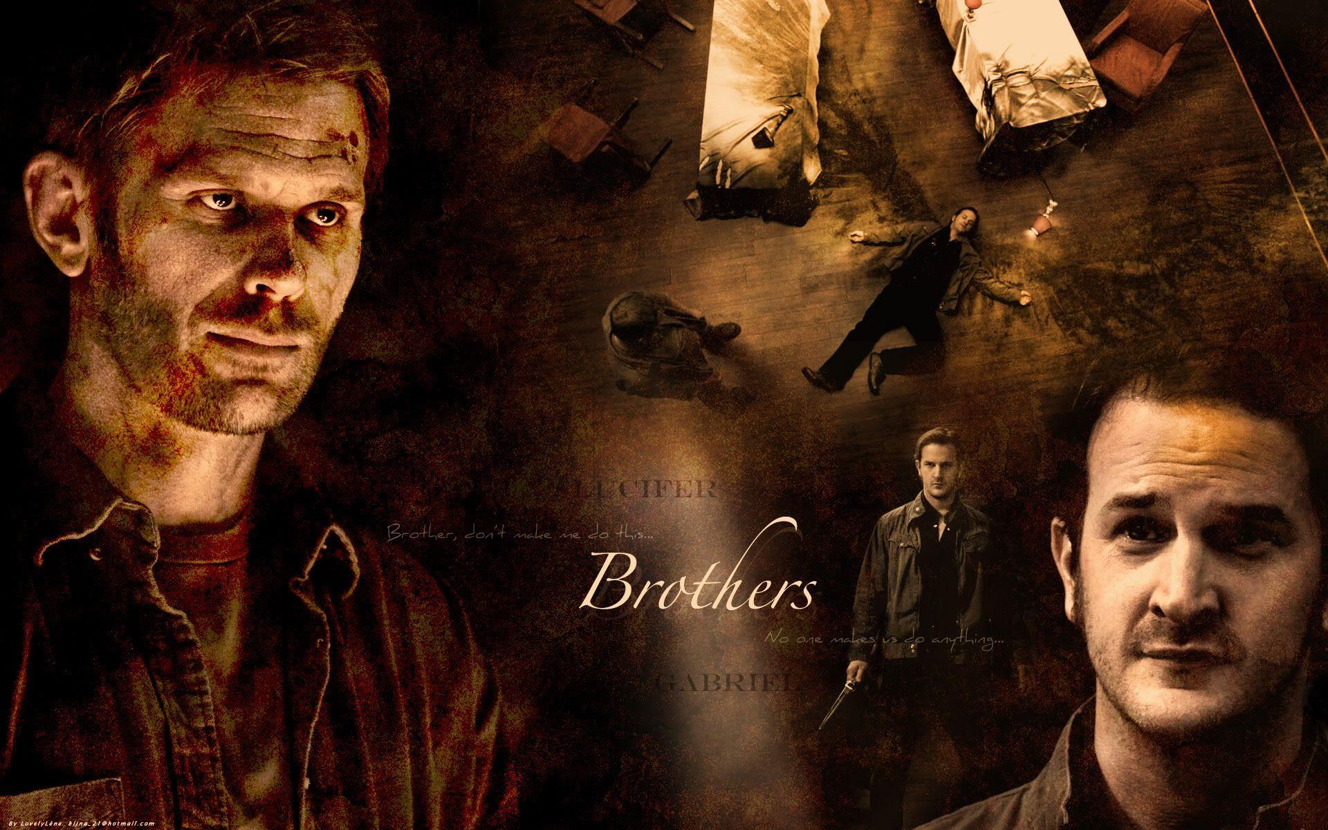 crowley supernatural wallpaper wwwpixsharkcom images