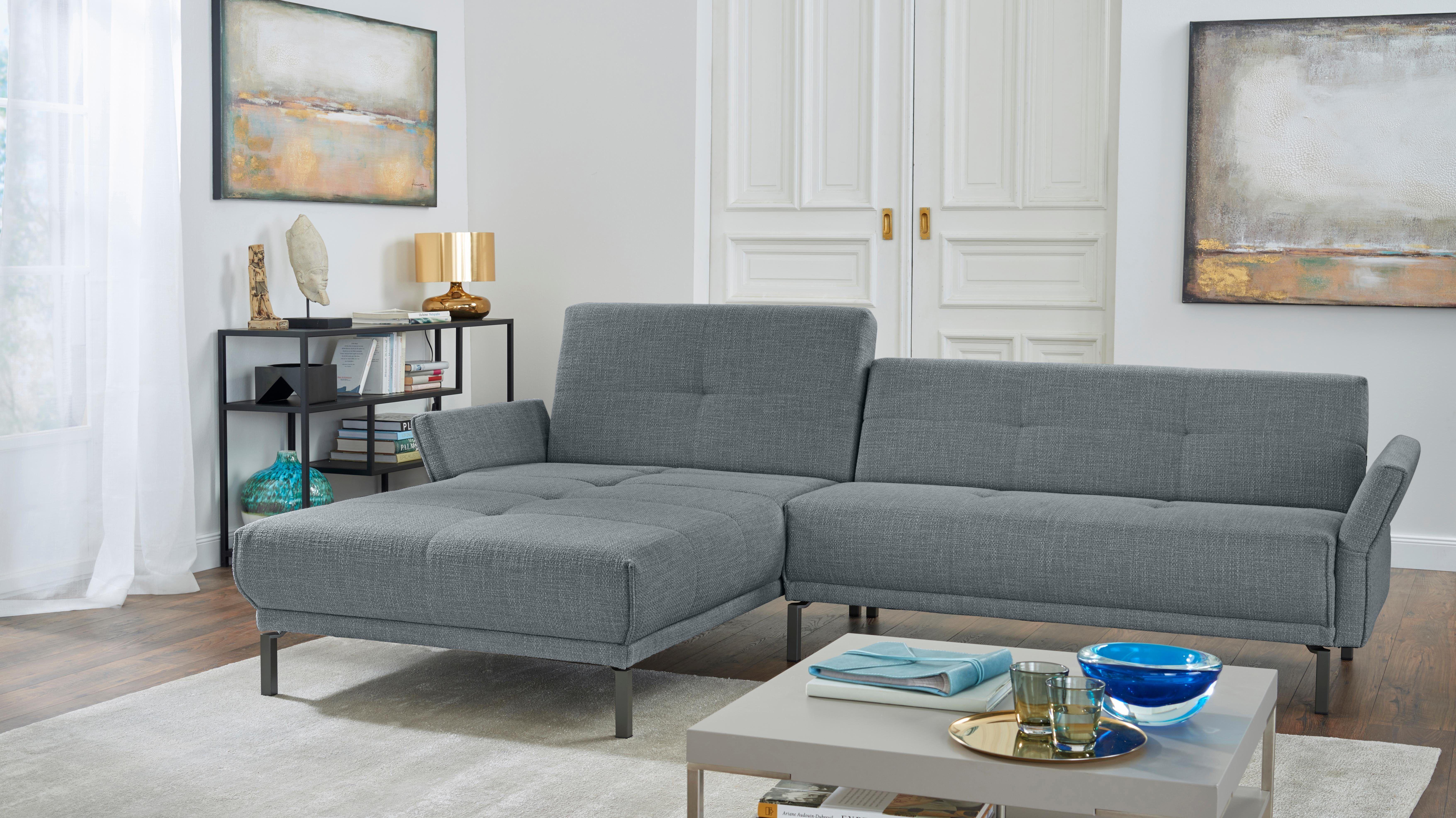 Amüsant Sofa Mit Verstellbarer Rückenlehne Das Beste Von Hülsta Polsterecke »hs.410Â« Verstellbaren Arm- Und Rückenlehnen