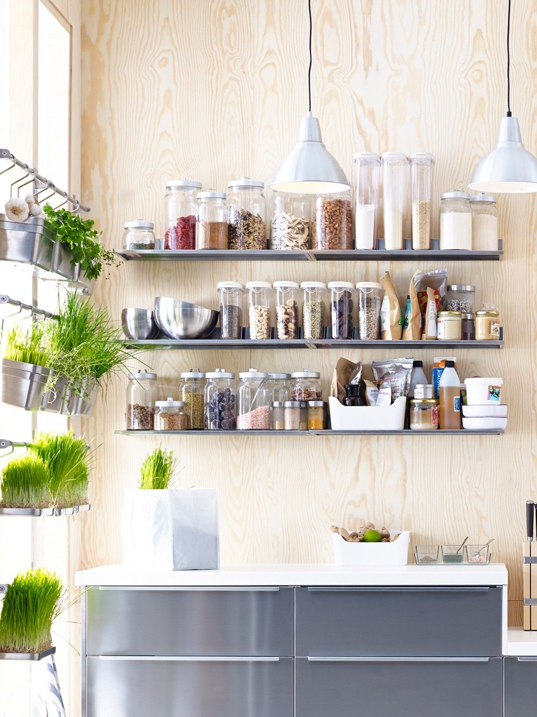 60 smart kitchen storage ideas for small spaces kitchenstorageidea small kitchen storage on kitchen organization layout id=15796