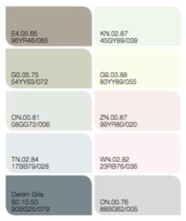 denim gris el color del a o 2017 de bruguer