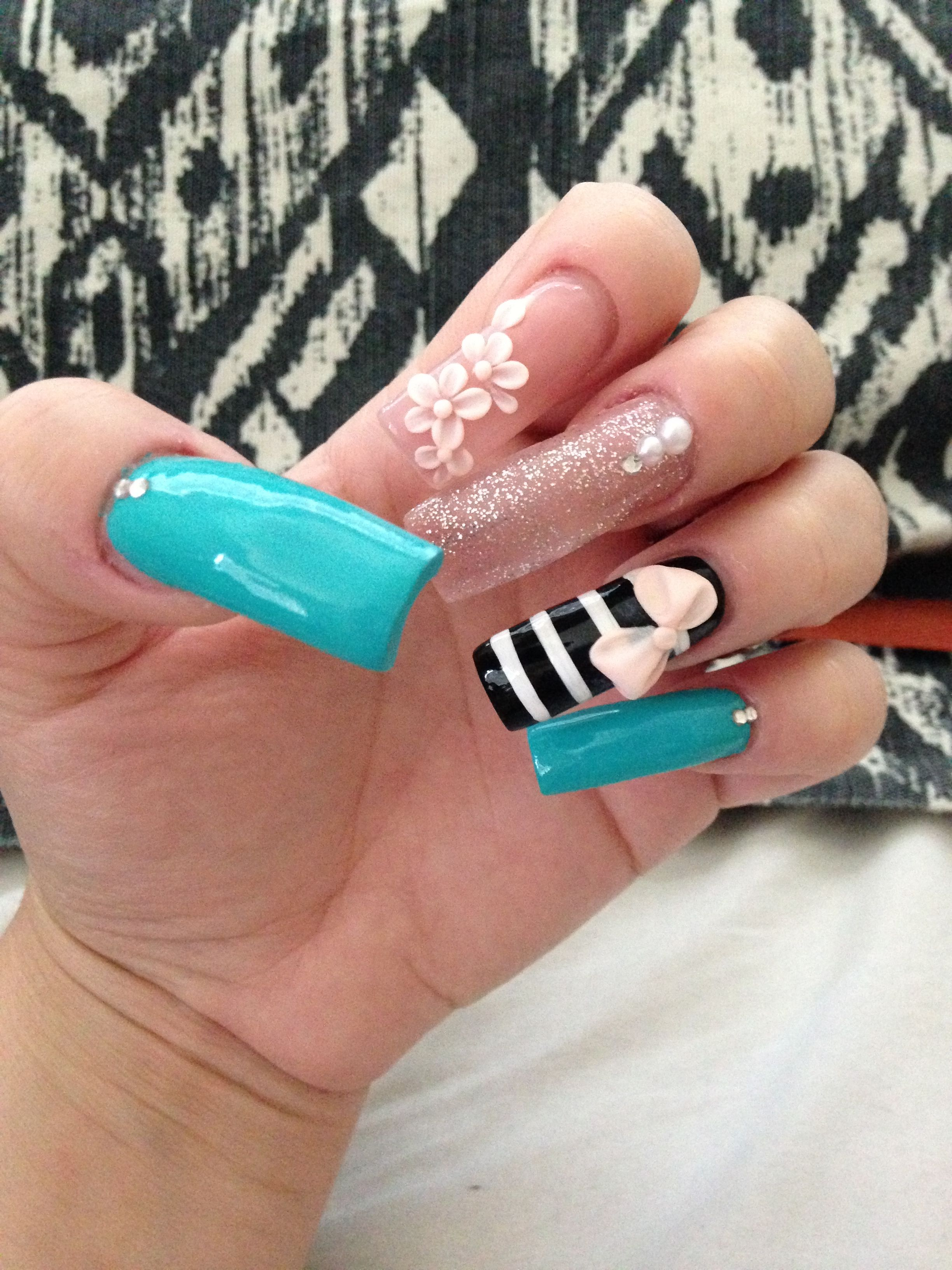 Nails Done By Vanessa Colón Kissimmee Fl