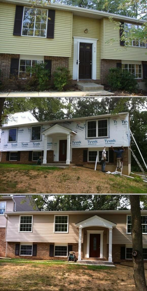 Home Improvements Home Exterior Makeover Home Insulation Finishing Basement