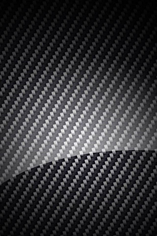 Iphone 5s Hd 3d Carbonfiber Wallpaper Parallax Mah Cuts