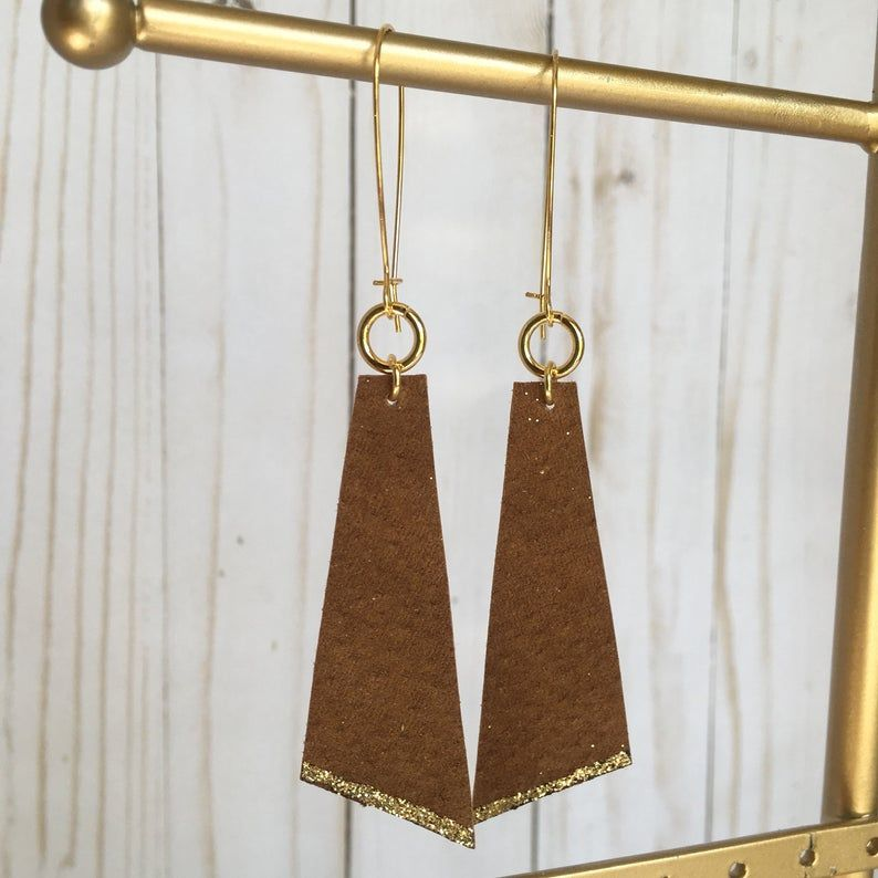 Teardrop Geometirc Physical Patterns not SVG- Leaf Classic Favorites Varying Sizes Trendy Leather Earring Cutout Templates