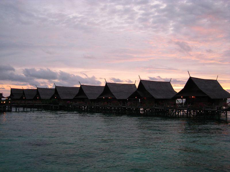 Kapalai Resort & Divecentre Borneo Malaysia