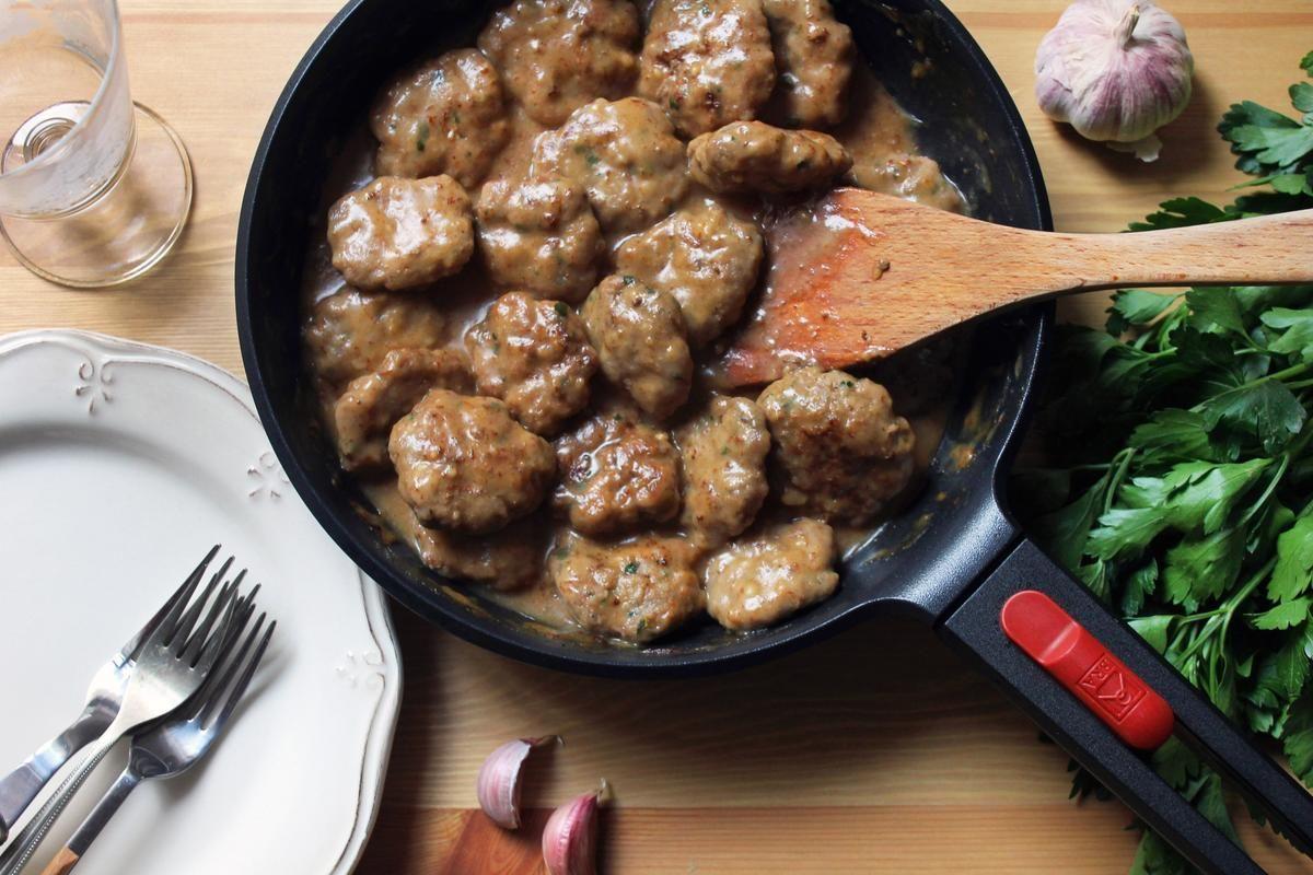 Filetes Rusos Con Salsa Receta Tradicional Blgo Cooking