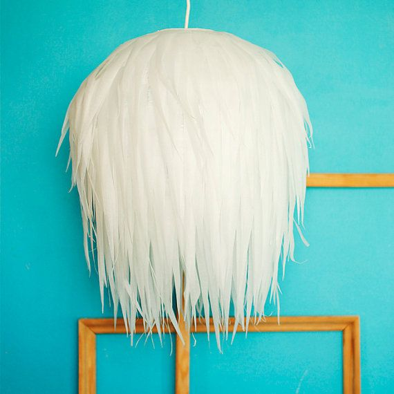 hanging paper lamp / FUZZY/ | Lamper | Pinterest | Paper lamps