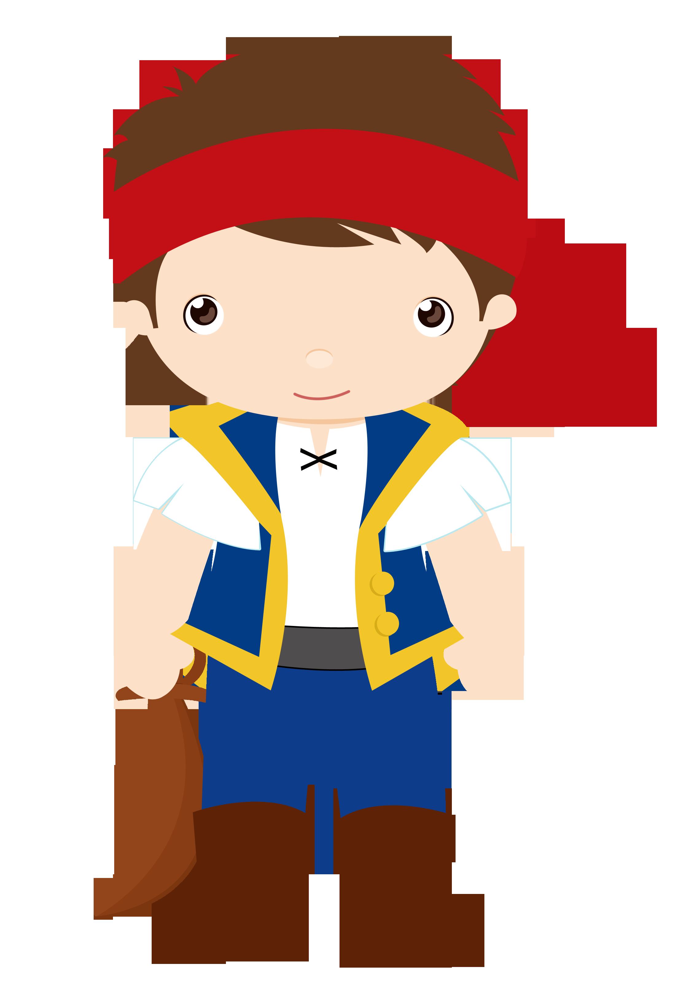 Jack e os piratas Niños Piratas be5d7ca599f62