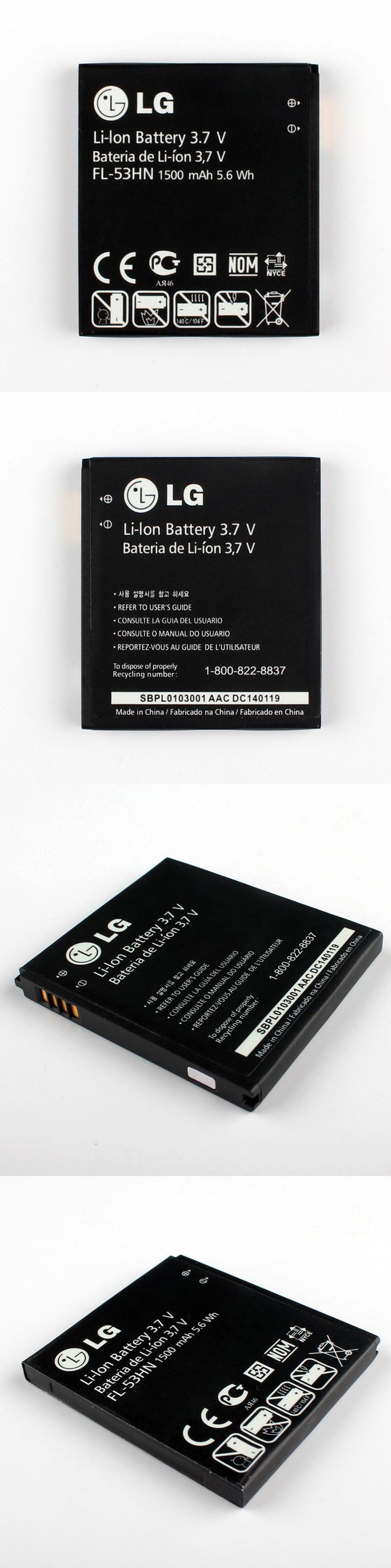 new original lg fl 53hn battery for lg optimus 2x p990 p993 p920 rh pinterest co uk Manual De Usuario Samsung Manual De Usuario Windows 8