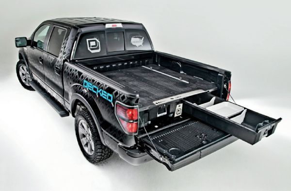 Truck Bed Storage Drawers Diy Google Search Truck Bed Storage Decked Truck Bed Utility Truck Beds