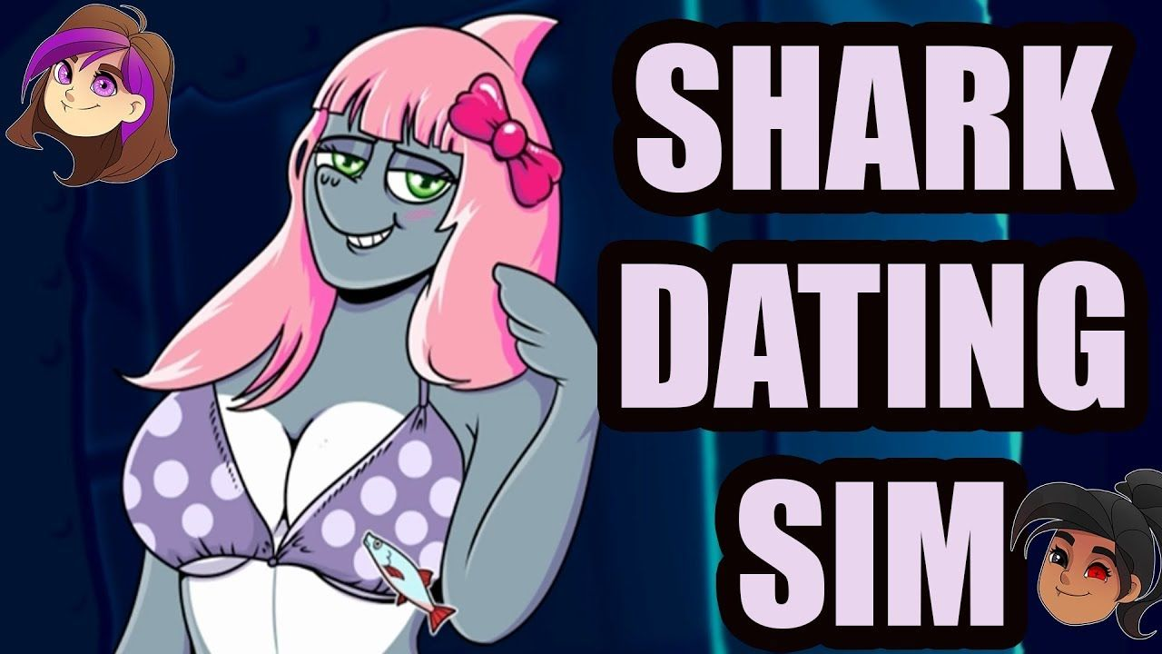Shark dating simulator xl pictures