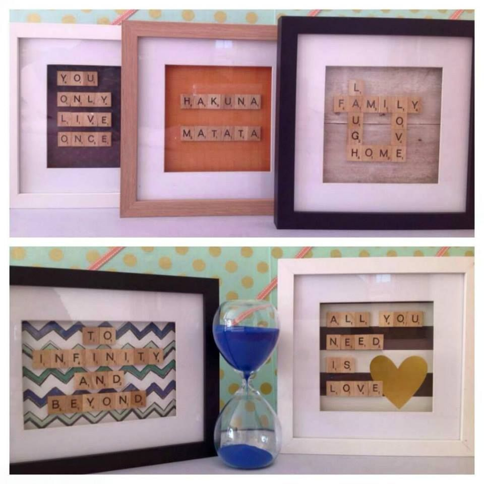 Hall of Frames Small Square Quote Frame | Anything Goes 11/08/15 ...