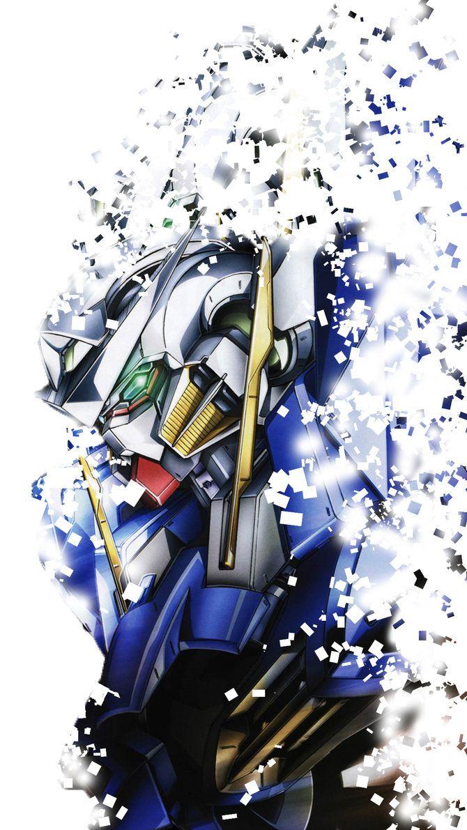 Gundam Exia Wallpaper Gundam Exia Gundam 00 Gundam