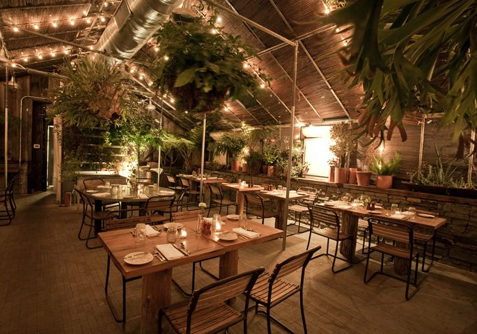 Terrain at Styer's Garden Cafe - A lovely seasonal/local/organic restaurant that we are so thrilled now offers dinner.