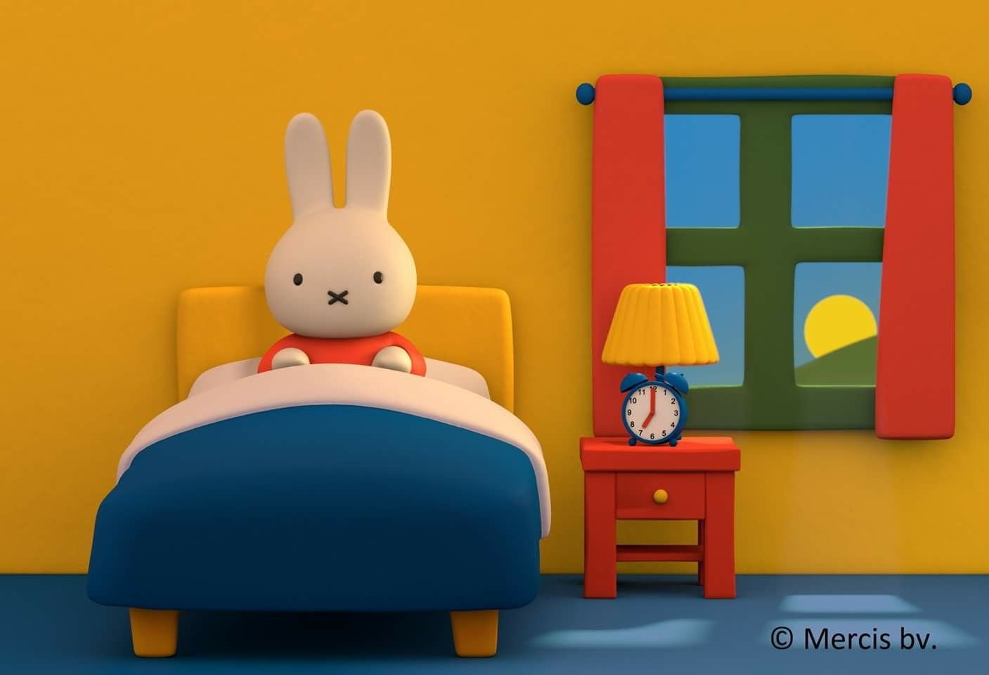 It S Monday With Miffy And Your Favorite Bunny Is Ready To Hop To