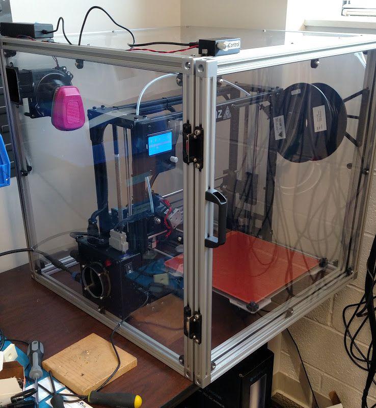 3d Printer Enclosure, 3d Printer, 3d