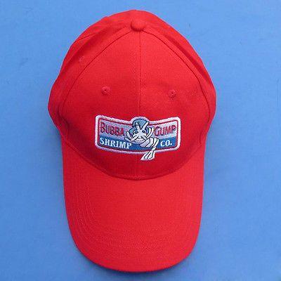 2f432d120e2 1pcs bubba gump cap shrimp co hat run forrest  movie fan  costume  cosplay
