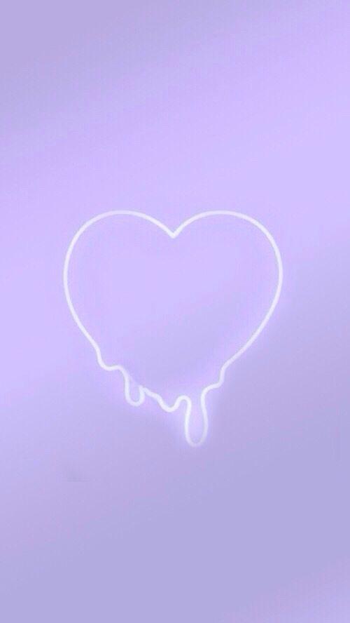 Annaisaalien Glitter Purple Aesthetic