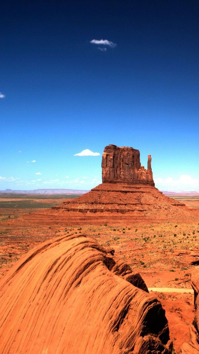 Monument Valley Usa Iphone 5 Wallpapers Backgrounds 640 X 1136