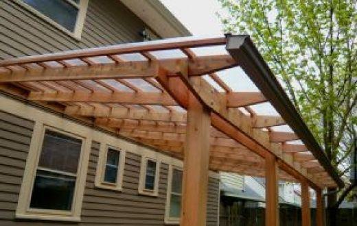 Patio Roof Designs Pergola Patio Roof Roof Design