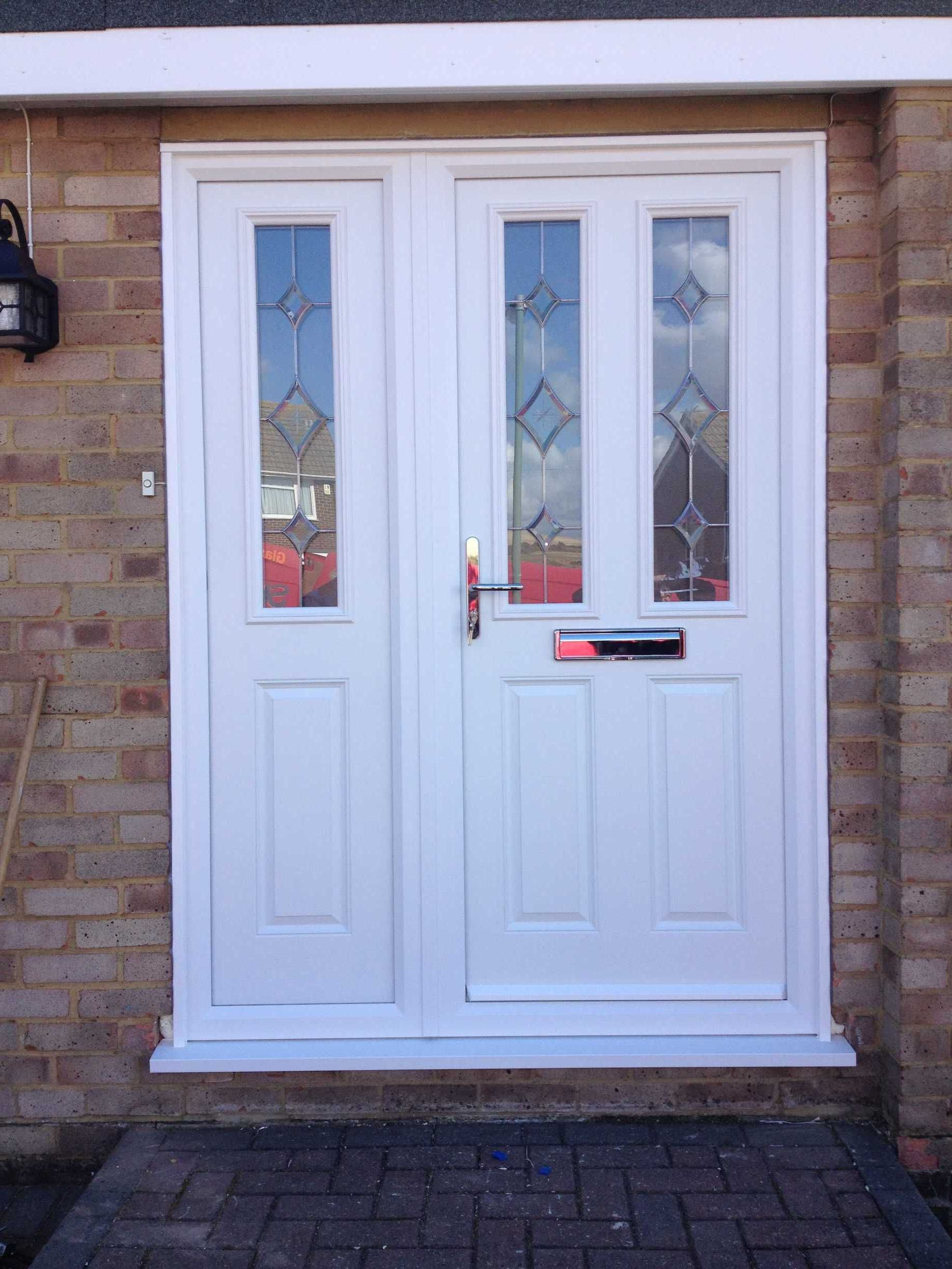 The Front Door Is The First Thing That Visitors And Passersby Notice. If It  Is