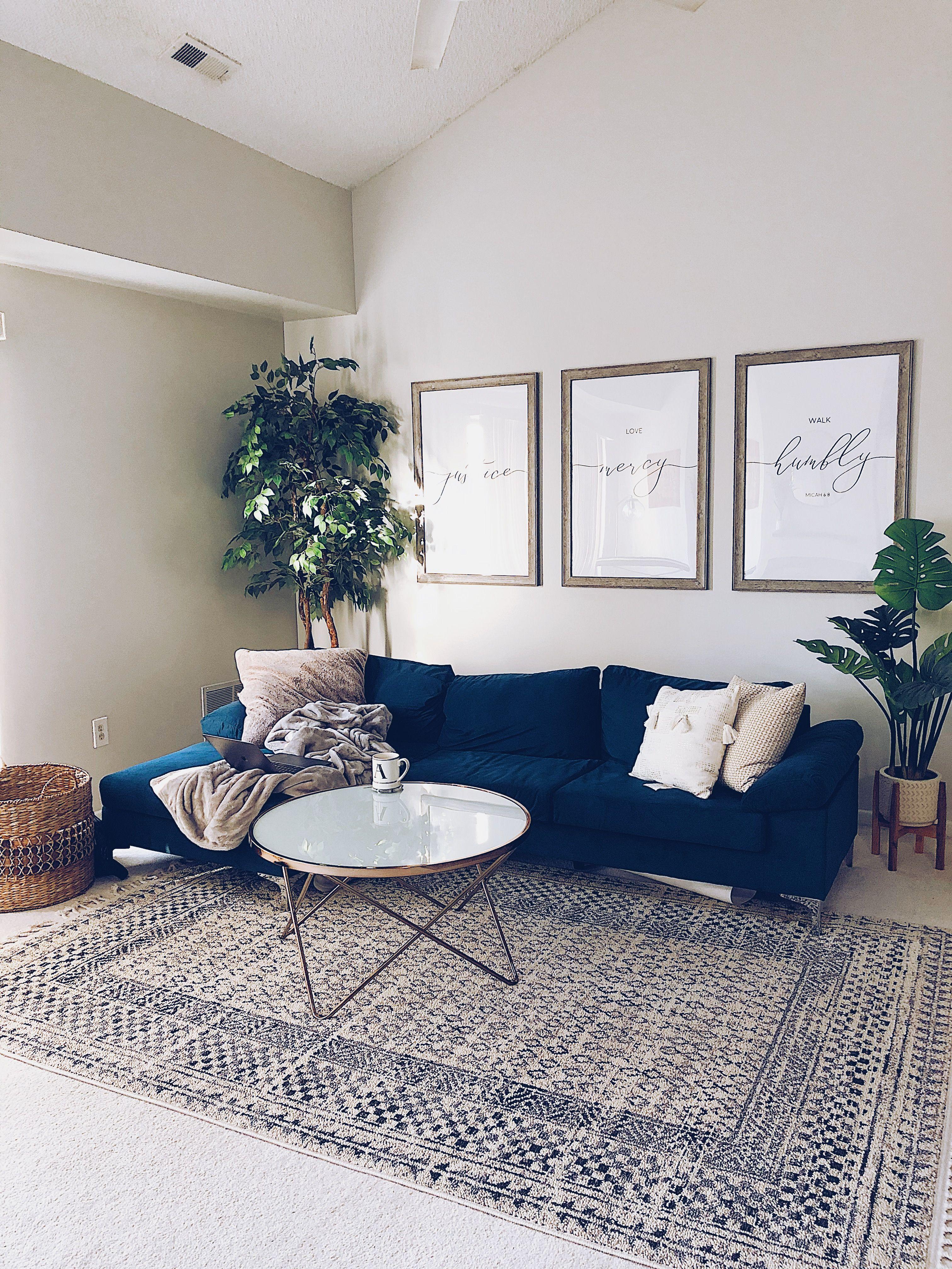 Blue Velvet Couch Living Room Velvet Couch Living Room Blue Couch Living Room Blue And Gold Living Room