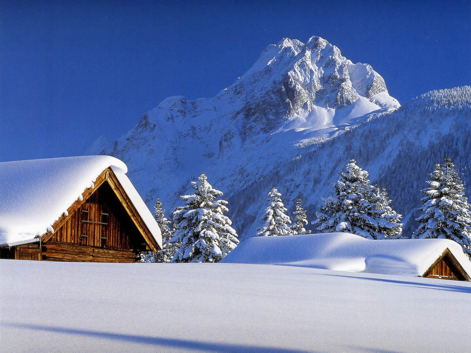 Snow Wallpapers Роспись картинки, Картины пейзажа и