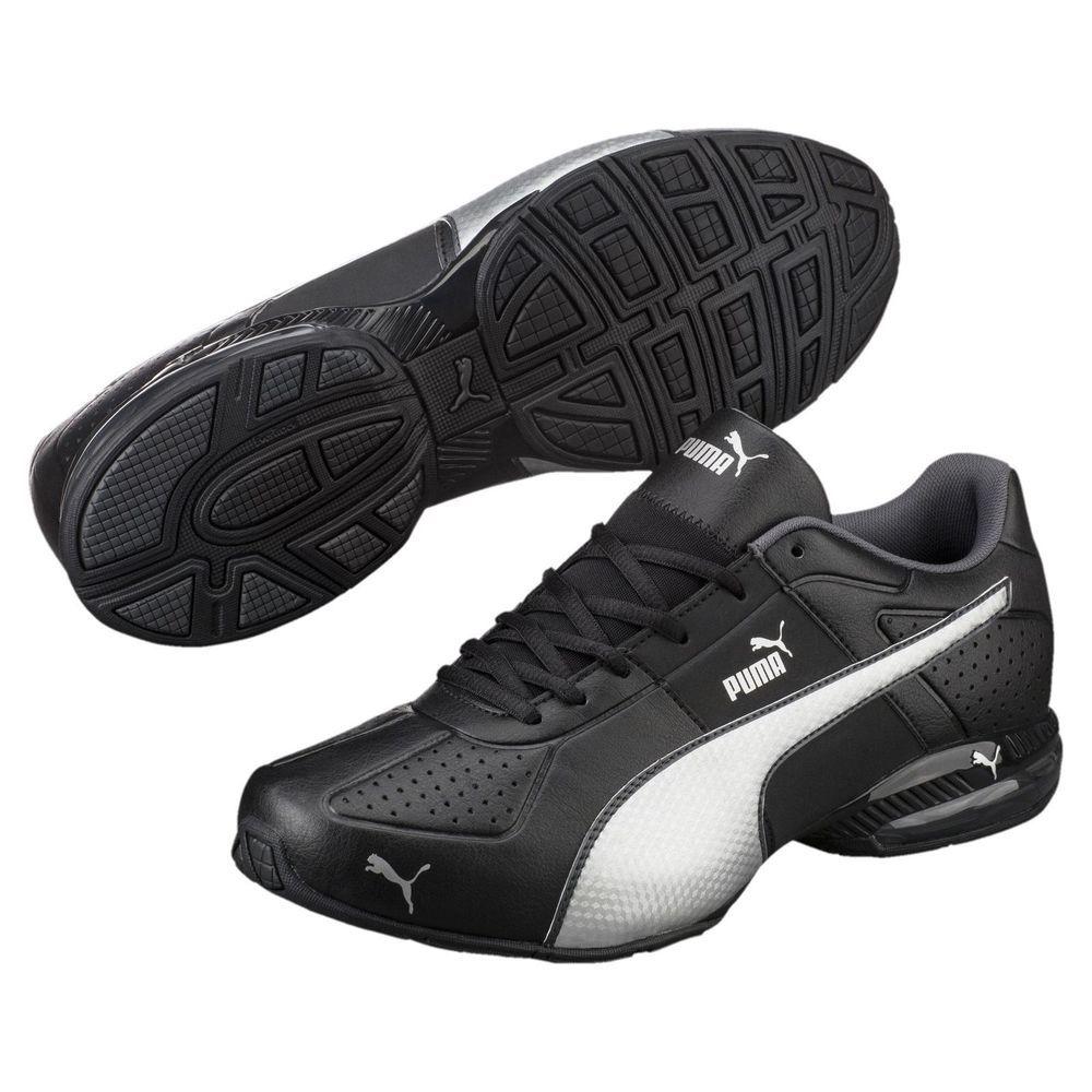 59b1591f11 PUMA Cell Surin 2 FM Men s Running Shoes Black Size 8
