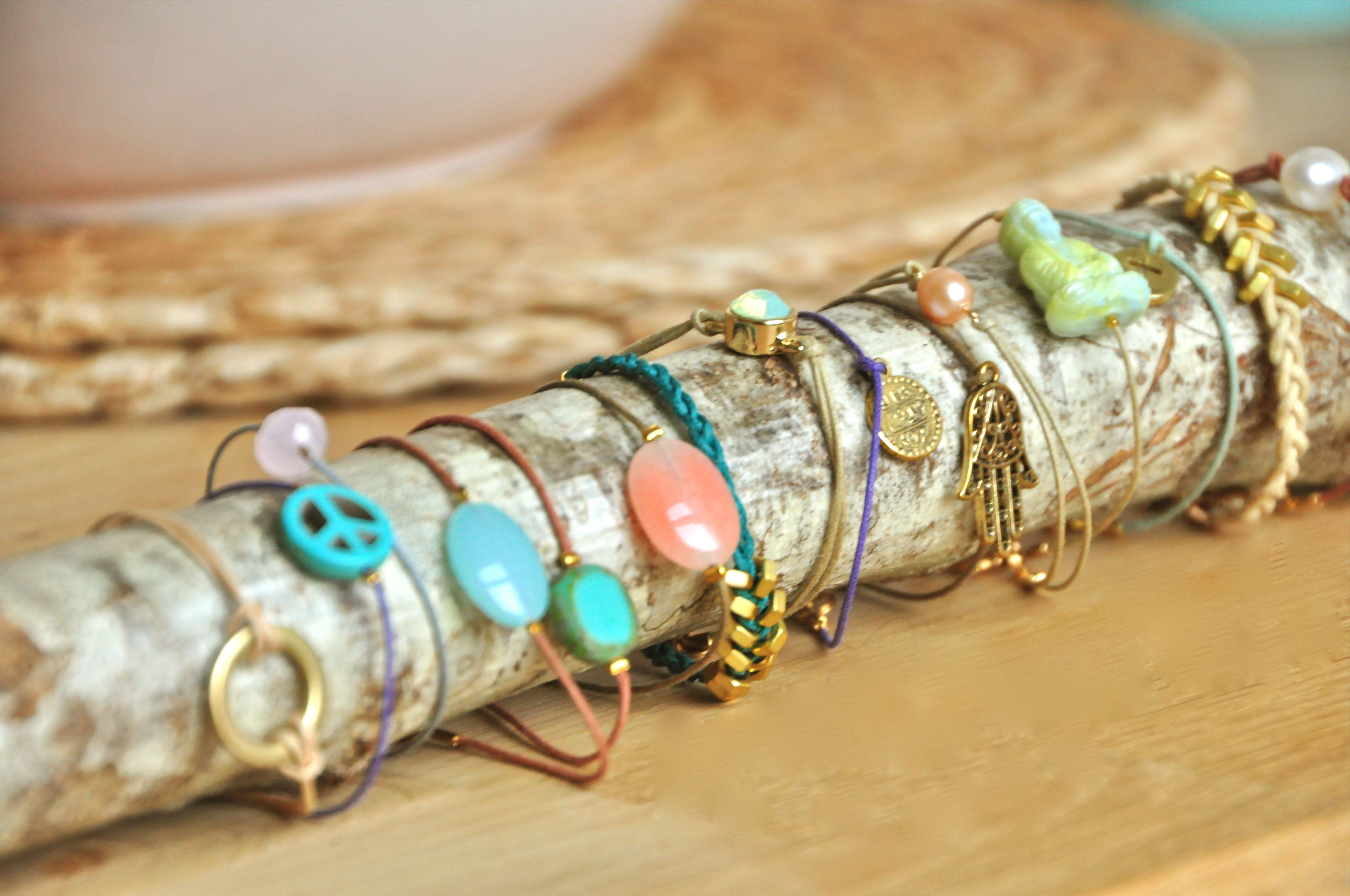 Bracelets - Follow your Bliss inspirational accessories - www.followyourbliss.nl