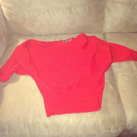 Cherry Red Sweater Red sweater Sweaters Crew & Scoop Necks | My ...