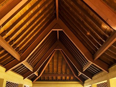 Chinese timber frame architecture timber roofs doors for Buy roof trusses online